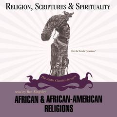African and African-American Religions by Victor Anderson audiobook