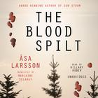 The Blood Spilt by Åsa Larsson