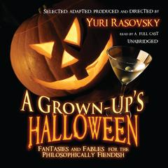 A Grown-Up's Halloween by various authors