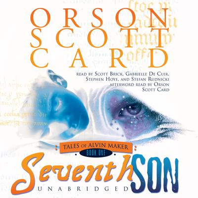 Seventh Son by Orson Scott Card audiobook