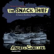The Snack Thief by  Andrea Camilleri audiobook
