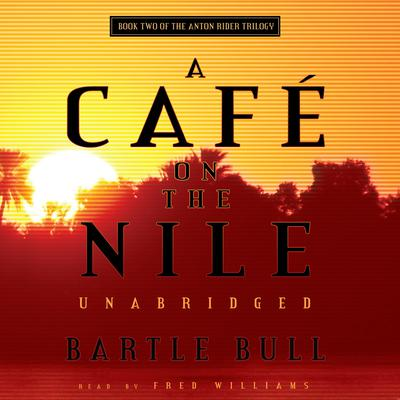 A Café on the Nile by Bartle Bull audiobook