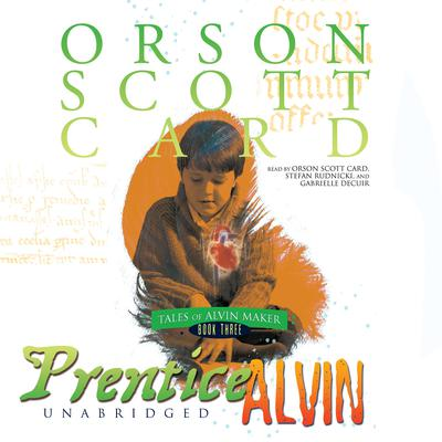 Prentice Alvin by Orson Scott Card audiobook