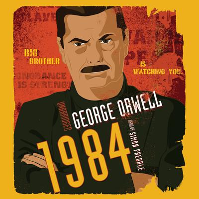 1984 by George Orwell audiobook