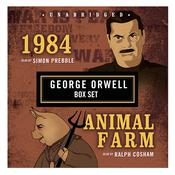 George Orwell Boxed Set by  George Orwell audiobook