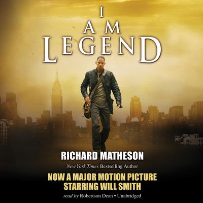I Am Legend by Richard Matheson audiobook