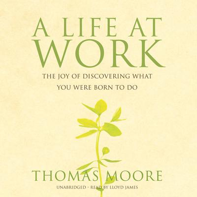 A Life at Work by Thomas Moore audiobook