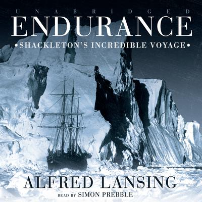 Endurance by Alfred Lansing audiobook