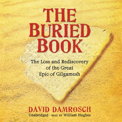 The Buried Book by David Damrosch audiobook