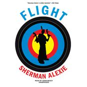 Flight by  Sherman Alexie audiobook