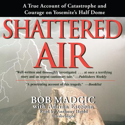 Shattered Air by Bob Madgic audiobook