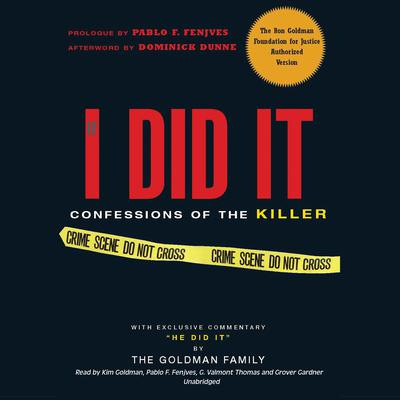 If I Did It by the Goldman Family audiobook