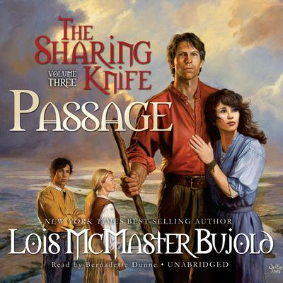 The Sharing Knife, Vol. 3: Passage by Lois McMaster Bujold audiobook