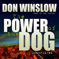 The Power of the Dog by Don Winslow audiobook