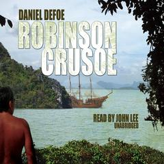 Robinson Crusoe by Daniel Defoe audiobook