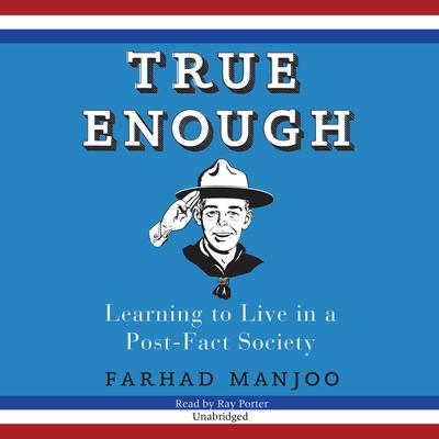 True Enough by Farhad Manjoo audiobook
