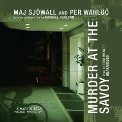 Murder at the Savoy by Maj Sjöwall audiobook