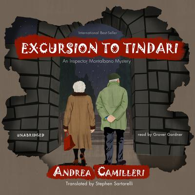 Excursion to Tindari by Andrea Camilleri audiobook