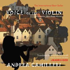 Voice of the Violin by Andrea Camilleri audiobook