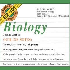 Biology, Second Edition by Eli C. Minkoff audiobook