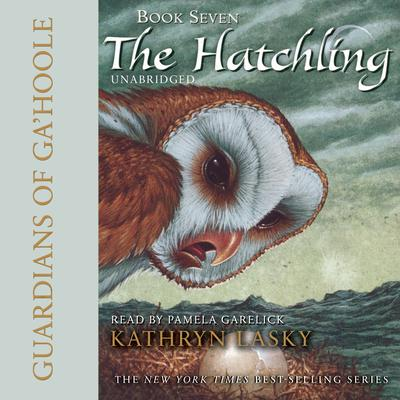 The Hatchling by Kathryn Lasky audiobook