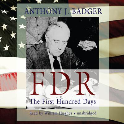 FDR by Anthony J. Badger audiobook