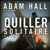 Quiller Solitaire by  Adam Hall audiobook