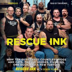 Rescue Ink by Rescue Ink audiobook