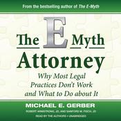 The E-Myth Attorney by  Robert Armstrong JD audiobook