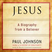 Jesus by  Paul Johnson audiobook
