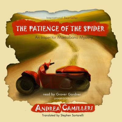 The Patience of the Spider by Andrea Camilleri audiobook