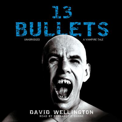 13 Bullets by David Wellington audiobook