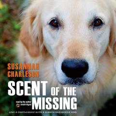 Scent of the Missing by Susannah Charleson audiobook