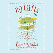29 Gifts by  Cami Walker audiobook