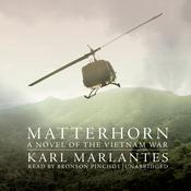 Matterhorn by  Karl Marlantes audiobook