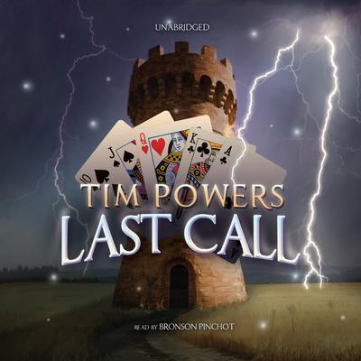 Last Call by Tim Powers audiobook