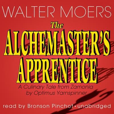 The Alchemaster's Apprentice by Walter Moers audiobook