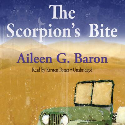 The Scorpion's Bite by Aileen G. Baron audiobook