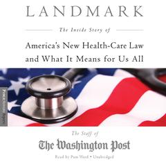 Landmark by the Staff of the Washington Post audiobook