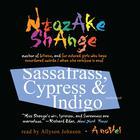 Sassafrass, Cypress & Indigo by Ntozake Shange