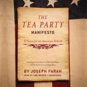 The Tea Party Manifesto by  Joseph Farah audiobook