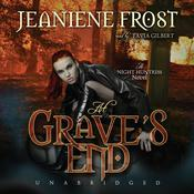 At Grave's End by  Jeaniene Frost audiobook