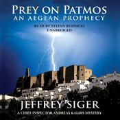 Prey on Patmos by  Jeffrey Siger audiobook