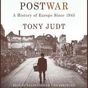 Postwar by  Tony Judt audiobook
