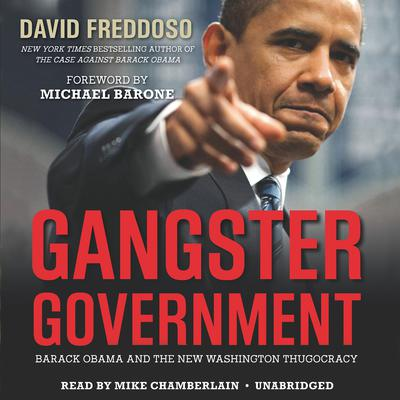 Gangster Government by David Freddoso audiobook