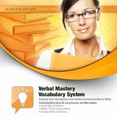 Verbal Mastery Vocabulary System