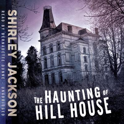 The Haunting of Hill House by Shirley Jackson audiobook