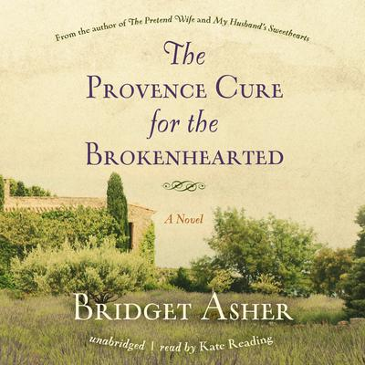 The Provence Cure for the Brokenhearted by Bridget Asher audiobook