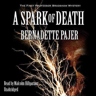 A Spark of Death by Bernadette Pajer audiobook