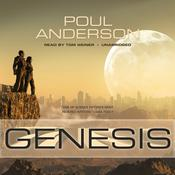 Genesis by  Poul Anderson audiobook